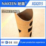 Cortador de tubo de tres ejes del CNC de Nakeen
