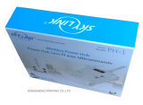 Printed de papel Box para Electronic Product (Power Hub)