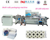 Toilettenpapierc$multi-rolls-Verpackmaschine