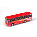 1: 150 вычисленное по маштабу Metal Model Car, Diecast Toy Bus для Collectors