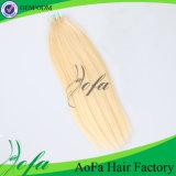 Выдвижение человеческих волос ленты волос Remy девственницы верхнего качества Unprocessed