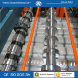 Formação galvanizada do rolo do Decking do piso de aço