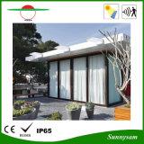 Indicatore luminoso solare del sensore di movimento IP65 per la villa esterna del giardino