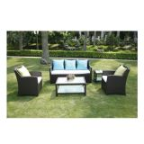 Garten-Möbel-Großverkauf-Qualitäts-Garten-Freizeit-Sofas (CF612)