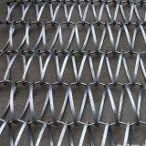 ステンレス鋼の平らなワイヤーコンベヤーの金網