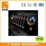 크리 말 High Low를 위한 Jeep Wrangler를 위한 7inch LED Headlights