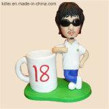 Populäre Plastikcup-Form kundenspezifische Belüftung-Cup-Spielwaren
