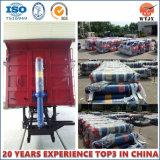ダンプトラックのための水圧シリンダ装置そしてシステム