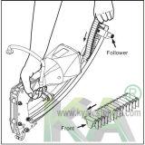 Clips de réseau de matelas de la série M87 pour la fabrication de matelas