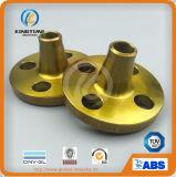 Flange de aço do Bw da solda de extremidade da flange do ANSI B16.5 Crabon (KT0390)