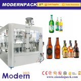 3 em 1 máquina de enchimento do equipamento/cerveja de produção da pressão