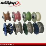 CNC machine de profilage de roue pour Stone / Abrasive Chanfreinage Router Profiling