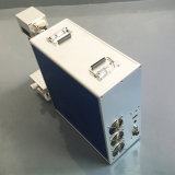 Машина маркировки лазера фабрики волокна горячего сбывания малая в случай телефона пер