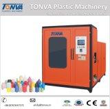 Máquina plástica do frasco de Tonva da máquina de sopro da única estação 2L