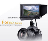 "7 ""Camera-Top LED Monitor para DSLR e Full HD Camcorder"