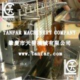 Automatische drehende Gas BBQ-Grillvorrichtung-Maschine
