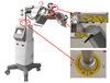 Máquina profesional del equipo PDT LED de la belleza con el Ce Certficate