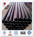 Tubo de acero soldado ASTM A178 del cambiador de calor