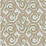 Mattonelle di mosaico della pittura del fiore del mosaico di cristallo di arte della parete (PT002)
