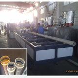 Производственная линия трубы PVC для водоснабжения или дренажа