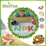 Fertilizante composto elevado da eficiência NPK da fábrica para a venda