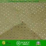 Конструкция звезды с обыкновенной толком покрашенной Perforated тканью полиэфира