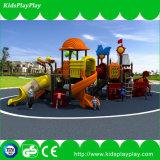 遊園地のプラスチックゲームの子供の屋外の運動場装置(KP13-124)