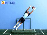 As figuras de ação feitas sob encomenda PVC 3D ostentam figuras de ação