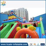 Chambre pleine d'entrain gonflable géante de vente chaude, château sautant pour l'amusement