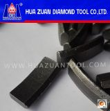 SaleのためのよいQuality Roof Type Diamond Stone Bits Segments