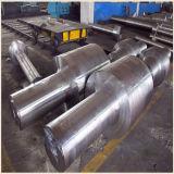 L'acier allié d'OEM a modifié l'arbre en acier pour le générateur hydraulique