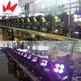LED 4PCS*25Wの効果の移動ヘッドビームライト