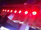 Lumière principale mobile lavage bon marché de 18*3W RVB de petit (ICON-M005B)