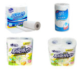 8PCS Package Baby Diapersのための赤ん坊Diaper Packing Machine