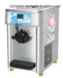Máquina macia modelo do gelado da tabela