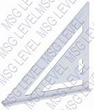 Grand dos Pocket en aluminium lourd (7004204)