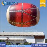 De reus Aangestoken Ballon van de Reclame van de Blimp van het Luchtschip van het Helium RC Opblaasbare