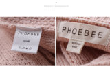 Phoebee Wholesale Cotton 100% Kids Knitting/Knitted Clothes per Girls