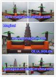 Handels-Belüftung-Sport-Spiel-Kind-erwachsene aufblasbare kletternde Wand (MIC-087)
