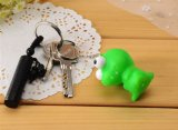Vinyle Material Eye Pop Squeeze Toys pour Reduce Pressure Function avec Keyring