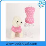 El animal doméstico al por mayor de la fábrica arropa los trajes del perro de la capa del perro