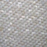 卸し売り白くか黒いか金か灰色の玄武岩またはスレートまたはシェルまたは花こう岩またはガラスまたはTravertineまたはLimstone/の石造りのタイルの大理石のモザイク
