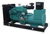 Jogo de gerador silencioso Diesel esperto da potência 125kVA 100kw de Googol