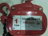 Lebenswichtiger Typ Qualitäts-Handkettenhebevorrichtung-Kettenblock