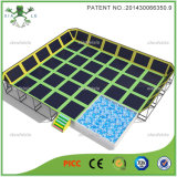 큰 Indoor 및 Outdoor Trampoline Bed (14-3532-1C)