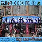 低い電力の消費P10屋外のフルカラーLEDスクリーン