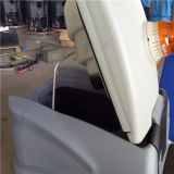 El uso fácil gira la máquina Handheld de la limpieza del suelo para el hospital