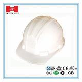 V-Garder le casque de sûreté pour l'exploitation industrielle/travailleurs de la construction, casque de sûreté électrique