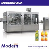 4 em 1 Containing Pulp Beverage Filling Production Line
