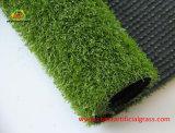 Tapete sintético da grama para o campo de jogos das crianças com relatório de teste do GV